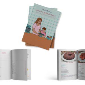 Receitas Bebê de Nutri – Lanches práticos e nutritivos